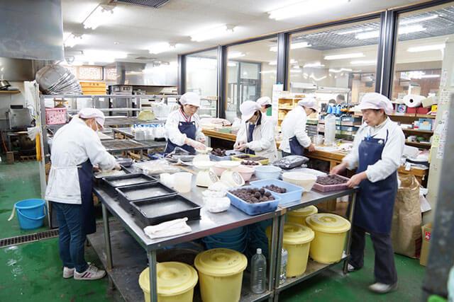 赤村の手作り食品